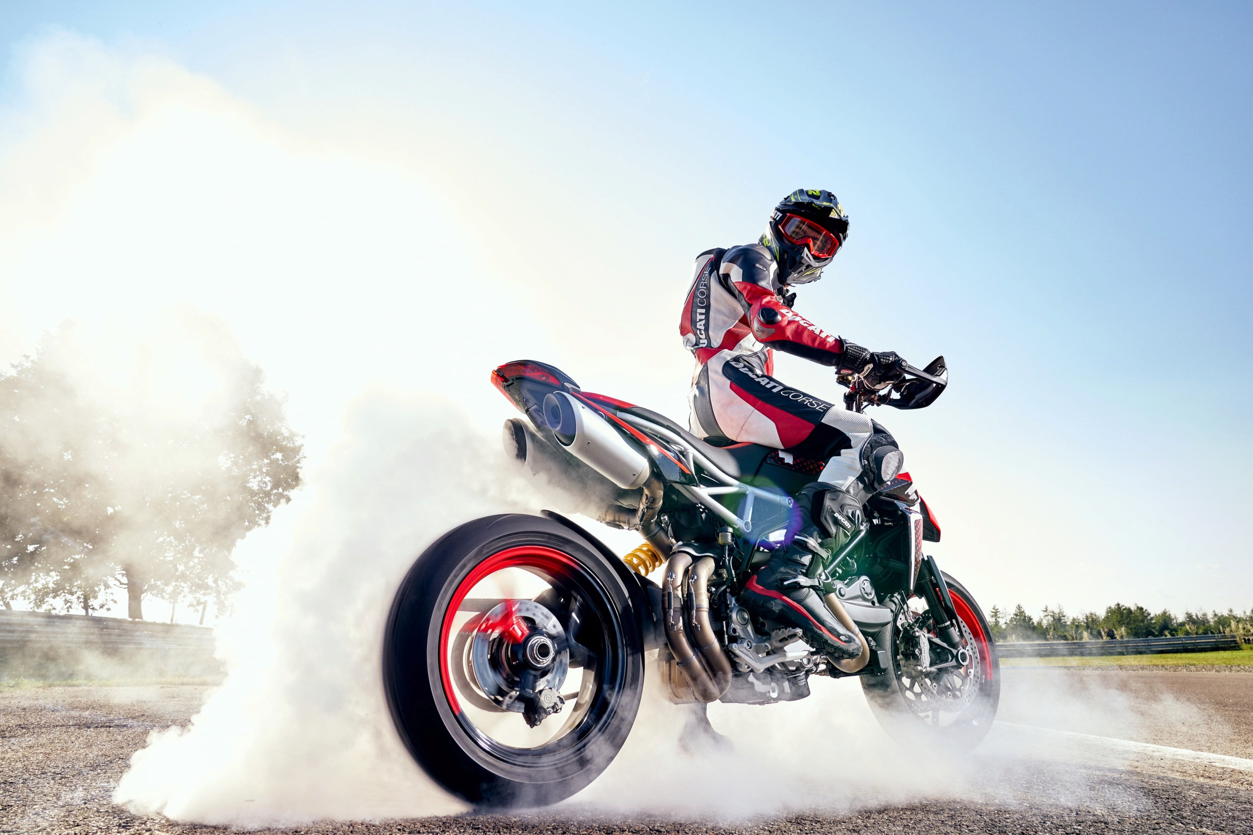Ducati Hypermotard 950 RVE  Ducati42