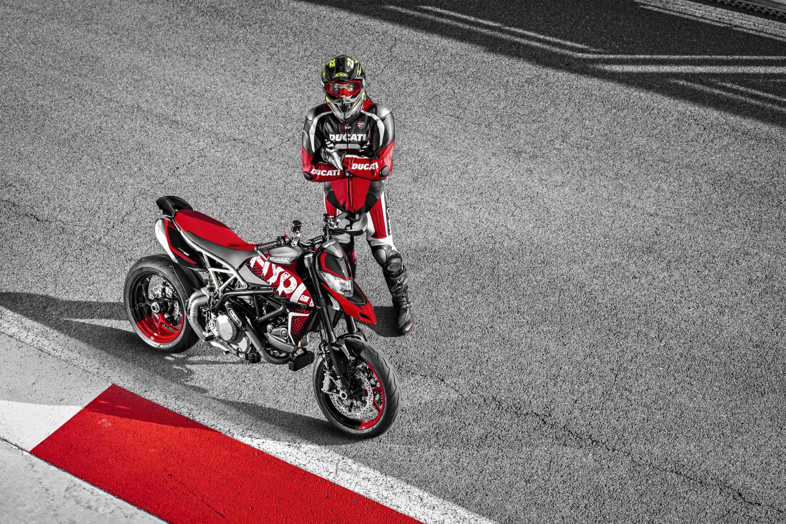 Ducati Hypermotard 950 RVE  Ducati43