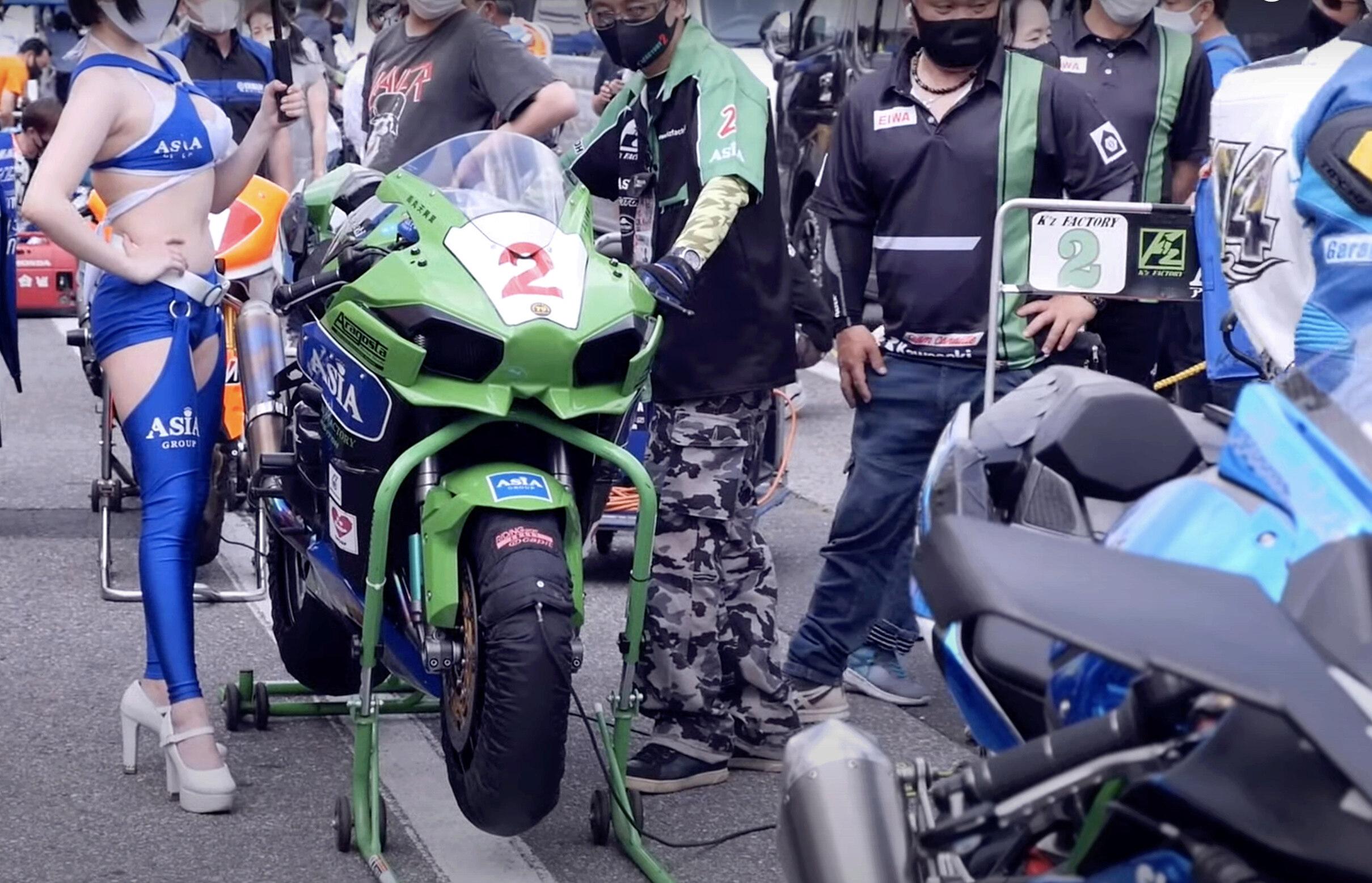 Kawasaki Ninja H2 et H2R - Page 25 H2rtsu10