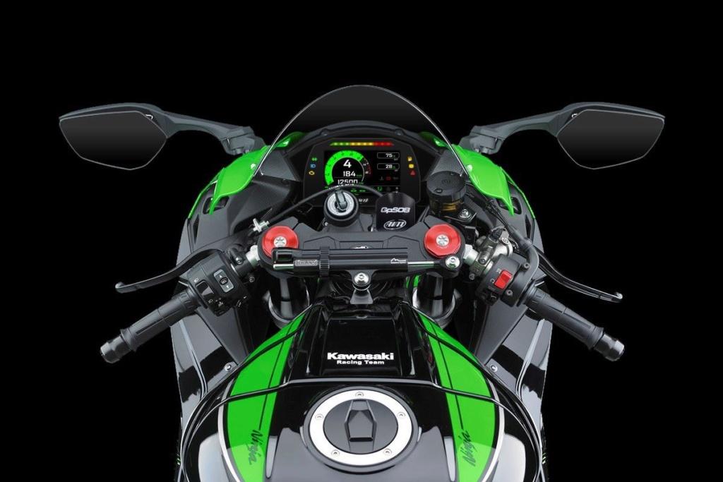 Kawasaki ZX10R 2016  et ZX10RR 2017 - Page 25 Img_7811