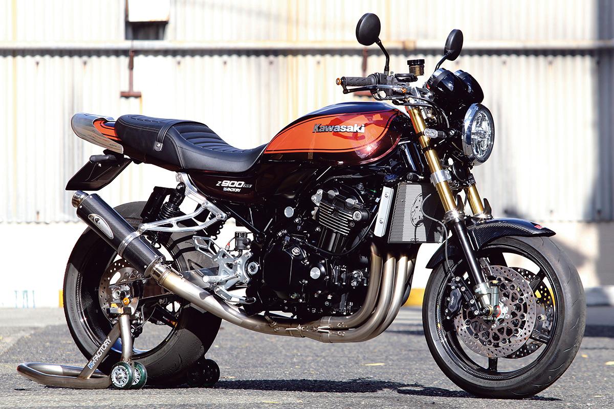 Kawasaki Z900RS  - Page 3 Kawasa10