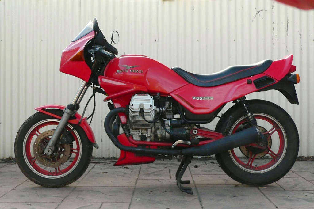 Guzzi V65 Lario Moto_g11