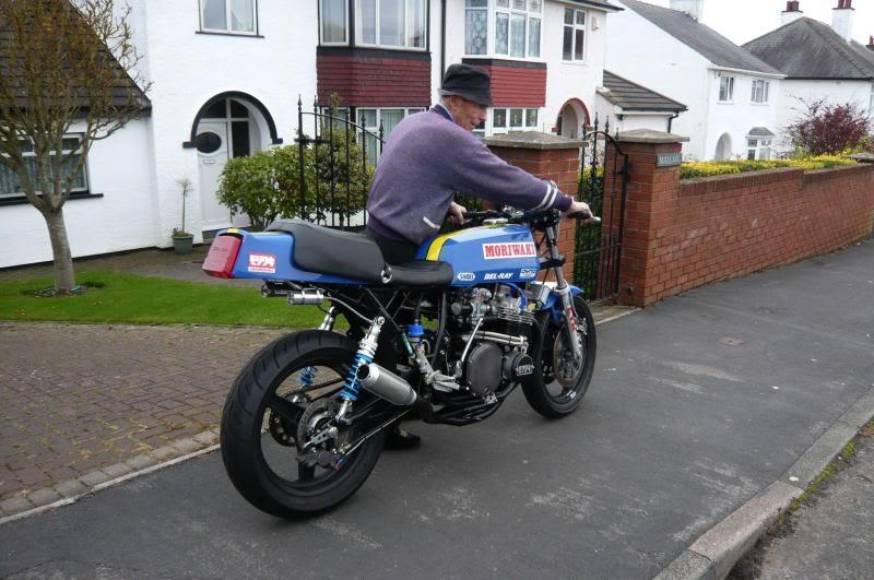 Steve Elliott bike  P1020510