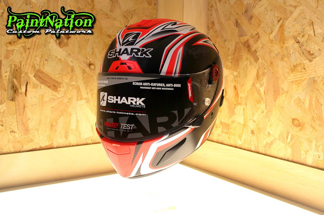 Casque - Page 39 Shark_10