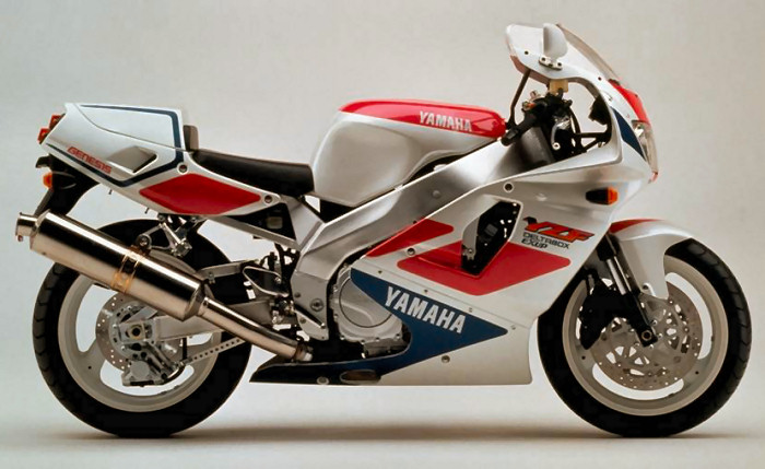 Pro deco vynile  Yamaha10