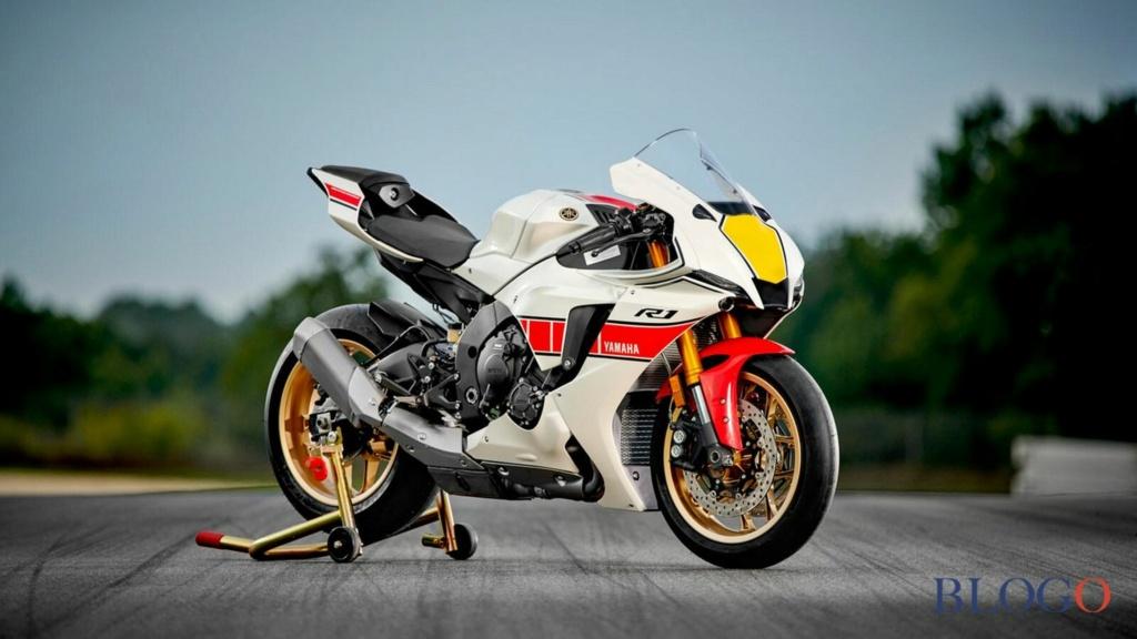 En 2022 la Série R de Yamaha  Yamaha21