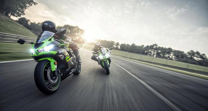 Kawasaki zx6r 2019  Zx6r_310