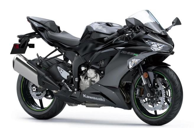 Kawasaki zx6r 2019  Zx6r_a10