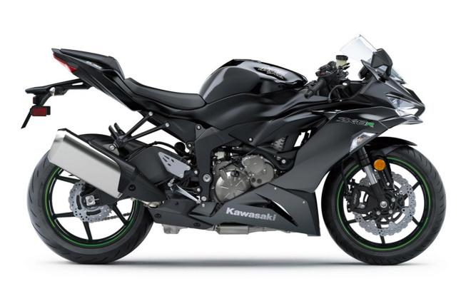 Kawasaki zx6r 2019  Zx6r_b10