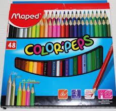 Besoin de conseils pour crayons de couleur Maped10