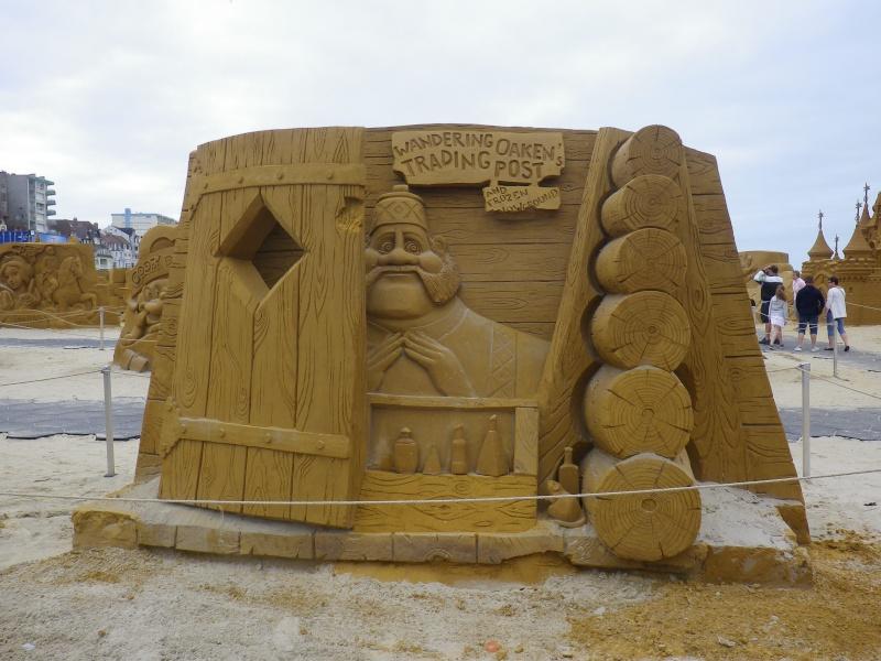 """""""Frozen Summer Fun""""  Le nouveau Festival de Sculptures de sable  du 13 juin au 6 septembre 2015 ... Imgp4317"""