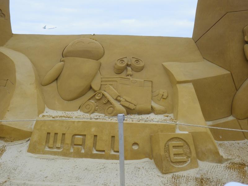 """""""Frozen Summer Fun""""  Le nouveau Festival de Sculptures de sable  du 13 juin au 6 septembre 2015 ... Imgp4322"""