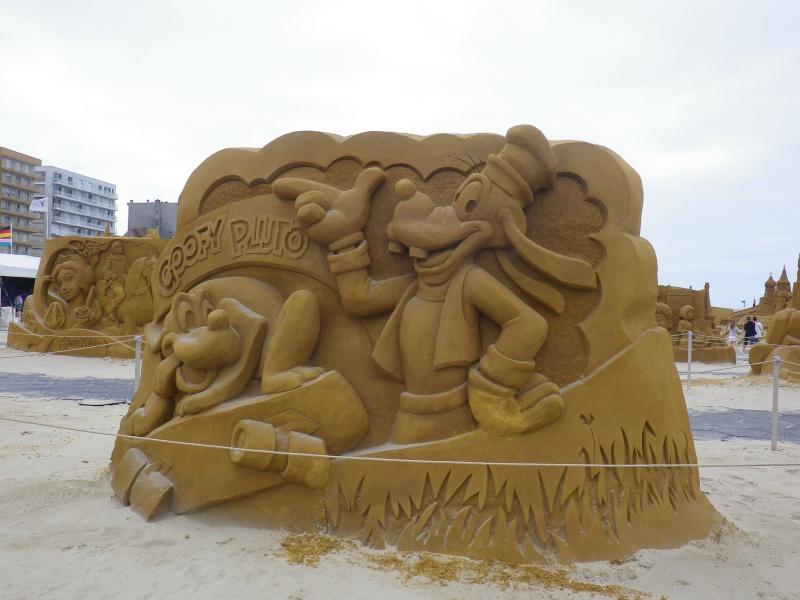 """""""Frozen Summer Fun""""  Le nouveau Festival de Sculptures de sable  du 13 juin au 6 septembre 2015 ... Imgp4326"""