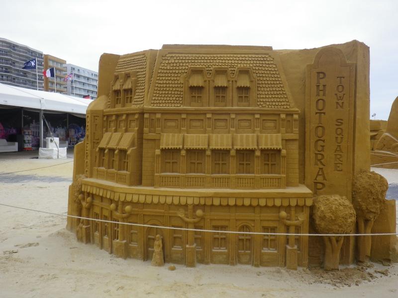 """""""Frozen Summer Fun""""  Le nouveau Festival de Sculptures de sable  du 13 juin au 6 septembre 2015 ... Imgp4330"""