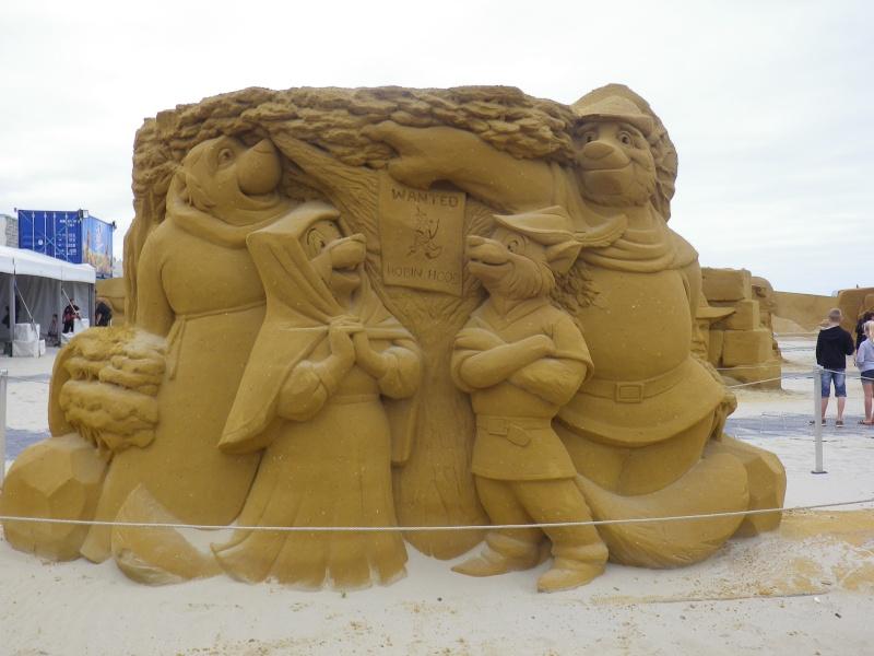 """""""Frozen Summer Fun""""  Le nouveau Festival de Sculptures de sable  du 13 juin au 6 septembre 2015 ... Imgp4336"""