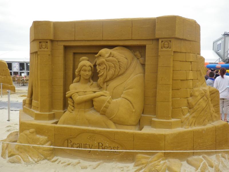 """""""Frozen Summer Fun""""  Le nouveau Festival de Sculptures de sable  du 13 juin au 6 septembre 2015 ... Imgp4337"""