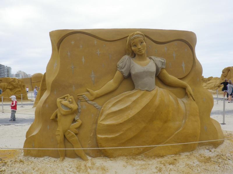 """""""Frozen Summer Fun""""  Le nouveau Festival de Sculptures de sable  du 13 juin au 6 septembre 2015 ... Imgp4340"""
