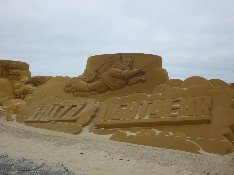"""""""Frozen Summer Fun""""  Le nouveau Festival de Sculptures de sable  du 13 juin au 6 septembre 2015 ... Imgp4346"""