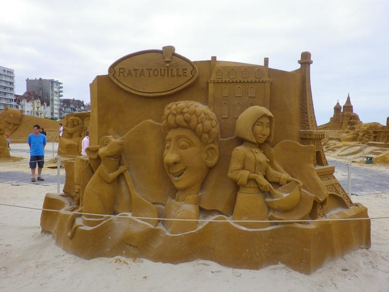 """""""Frozen Summer Fun""""  Le nouveau Festival de Sculptures de sable  du 13 juin au 6 septembre 2015 ... Imgp4348"""