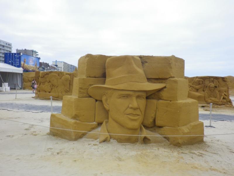 """""""Frozen Summer Fun""""  Le nouveau Festival de Sculptures de sable  du 13 juin au 6 septembre 2015 ... Imgp4352"""
