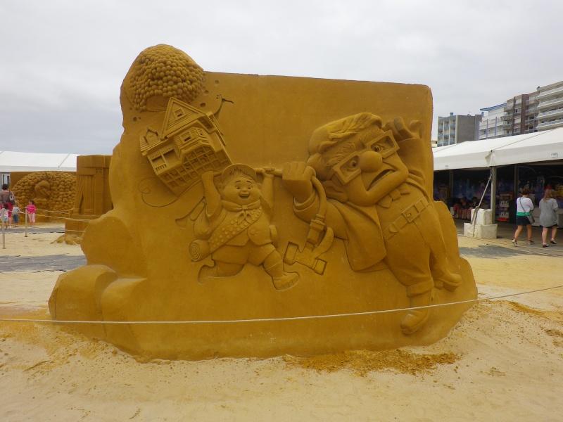 """""""Frozen Summer Fun""""  Le nouveau Festival de Sculptures de sable  du 13 juin au 6 septembre 2015 ... Imgp4353"""