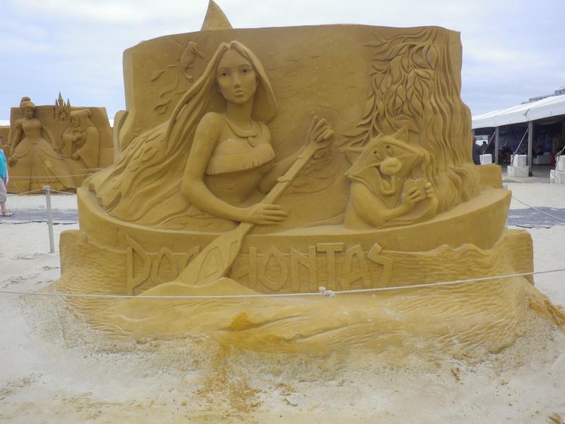 """""""Frozen Summer Fun""""  Le nouveau Festival de Sculptures de sable  du 13 juin au 6 septembre 2015 ... Imgp4356"""