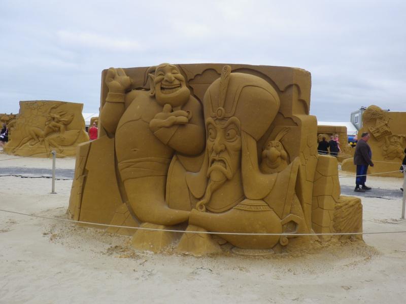 """""""Frozen Summer Fun""""  Le nouveau Festival de Sculptures de sable  du 13 juin au 6 septembre 2015 ... Imgp4357"""