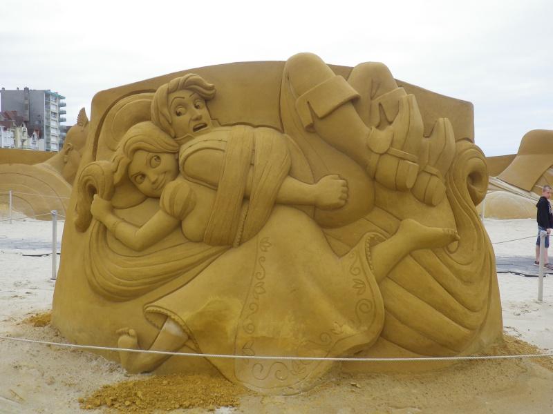 """""""Frozen Summer Fun""""  Le nouveau Festival de Sculptures de sable  du 13 juin au 6 septembre 2015 ... Imgp4358"""