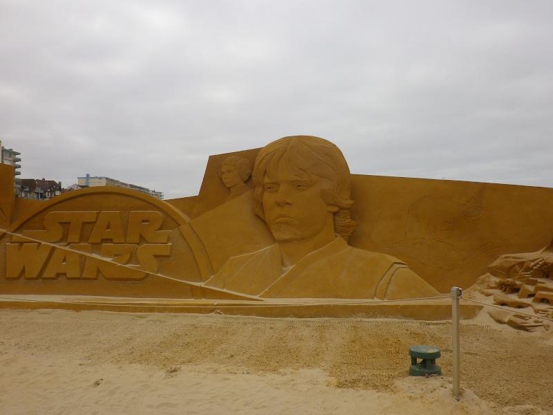 """""""Frozen Summer Fun""""  Le nouveau Festival de Sculptures de sable  du 13 juin au 6 septembre 2015 ... Imgp4366"""