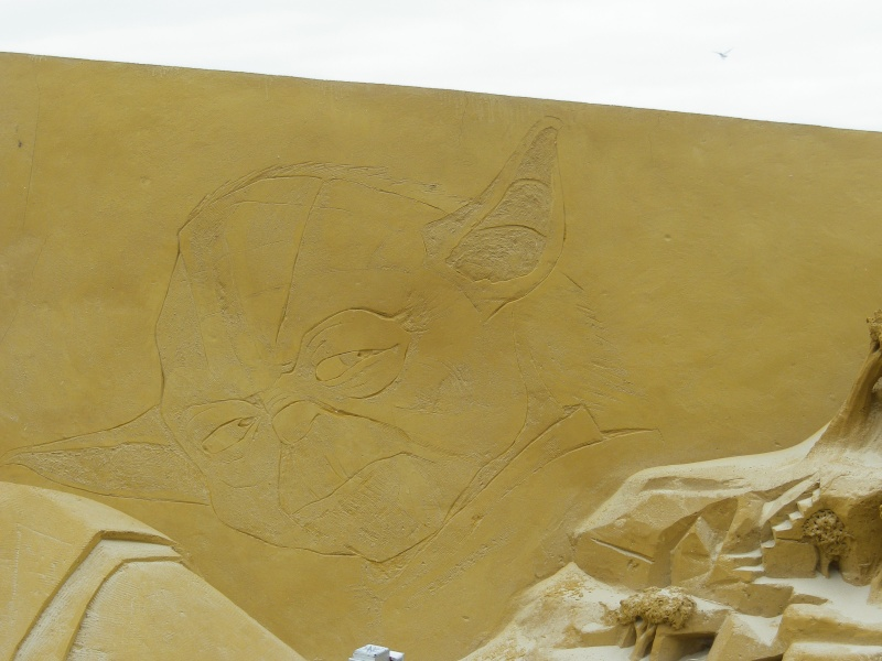 """""""Frozen Summer Fun""""  Le nouveau Festival de Sculptures de sable  du 13 juin au 6 septembre 2015 ... Imgp4367"""