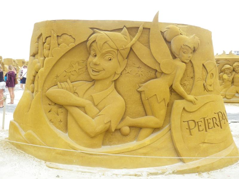 """""""Frozen Summer Fun""""  Le nouveau Festival de Sculptures de sable  du 13 juin au 6 septembre 2015 ... Imgp4368"""