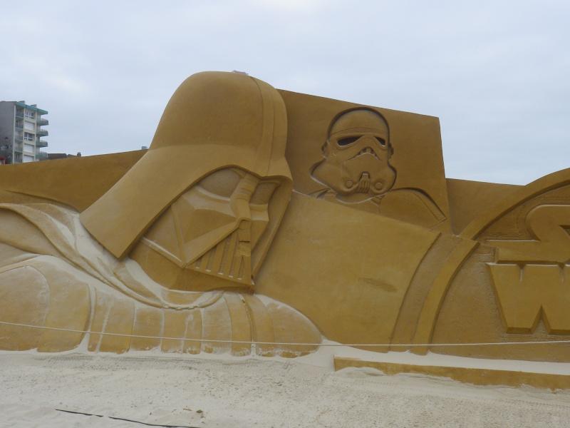 """""""Frozen Summer Fun""""  Le nouveau Festival de Sculptures de sable  du 13 juin au 6 septembre 2015 ... Imgp4373"""