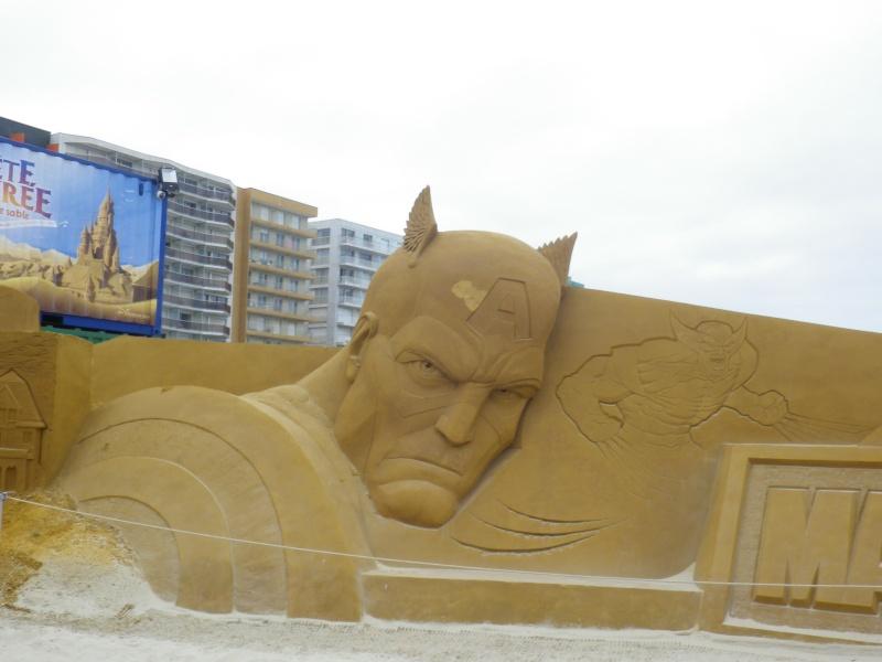 """""""Frozen Summer Fun""""  Le nouveau Festival de Sculptures de sable  du 13 juin au 6 septembre 2015 ... Imgp4374"""