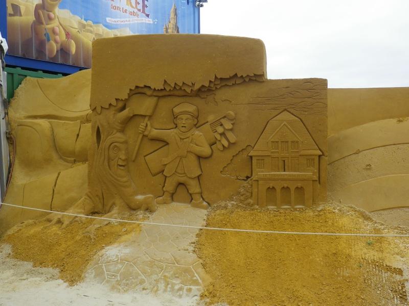 """""""Frozen Summer Fun""""  Le nouveau Festival de Sculptures de sable  du 13 juin au 6 septembre 2015 ... Imgp4375"""