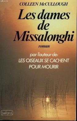 Les Dames de Missalonghi de Colleen McCullough Sans_t14