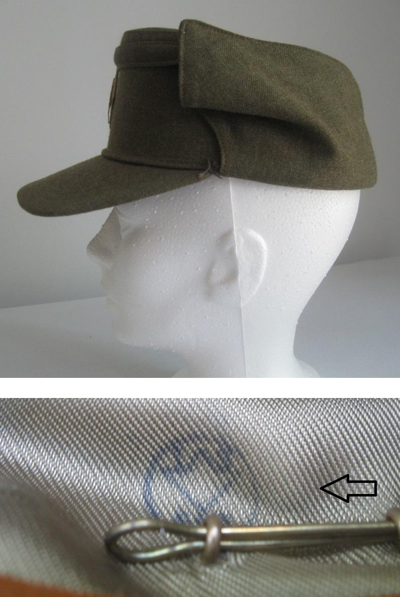 Uniforme féminin du corps de l'armée canadienne CWAC's et battle dress Img_6412