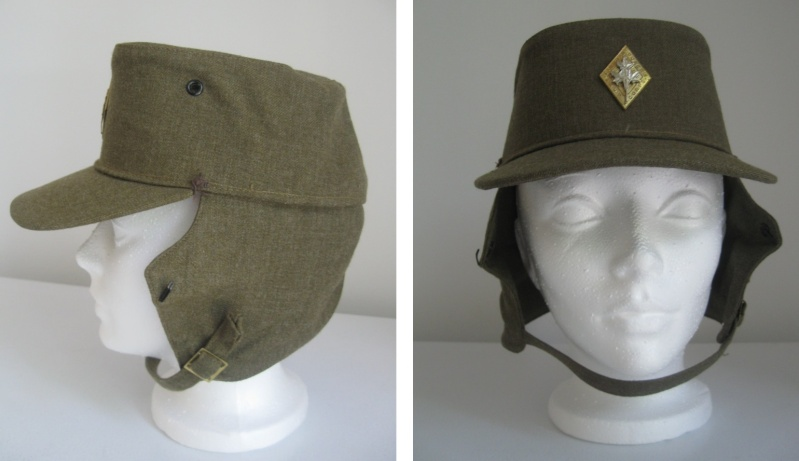 Uniforme féminin du corps de l'armée canadienne CWAC's et battle dress Img_6414