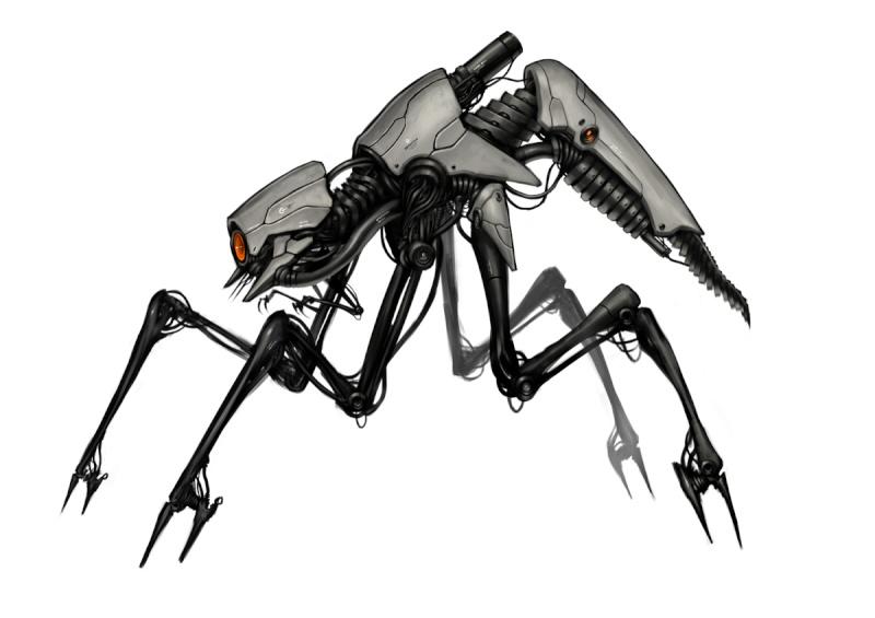 Odstránenie robotov - Zennon, Lucy Konach11