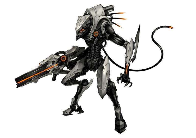 Odstránenie robotov - Zennon, Lucy Konach12