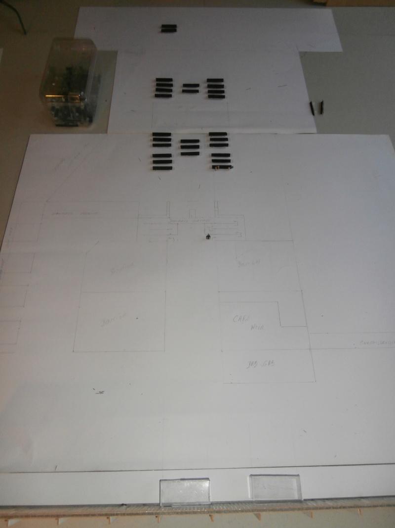 Réalisation de la maquette 1/144 d' un aéroport international (scratch) - Page 2 Plan_i10