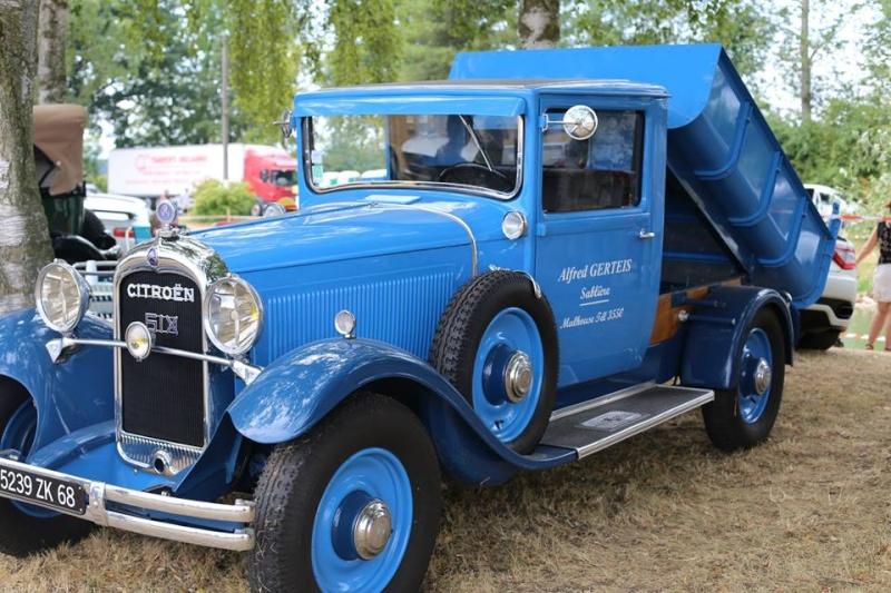 Auto Rétro, le 19/07/2015 à Ohnenheim (67) 11750610