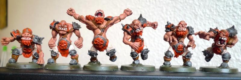 Peinture équipe Ogres - Artist wanted! Cleave10