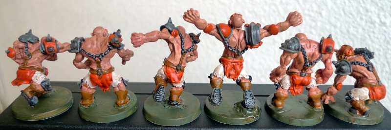 Peinture équipe Ogres - Artist wanted! Cleave11