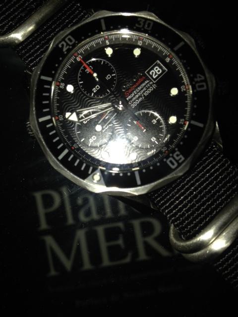 Tudor Black Bay : Question 2 - quel bracelet pour la plongée ? Sm300c10