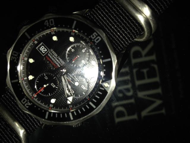 La ou les montres des vacances Sm300c11