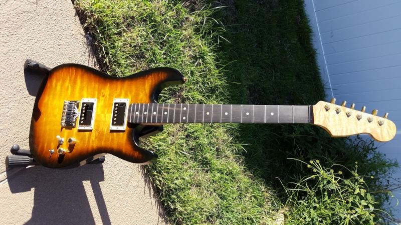 guitar - Current guitar brands, the innovators?! 20150613