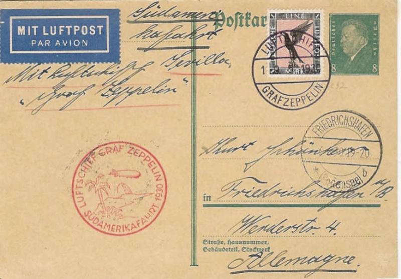 Zeppelinpost der Besatzung 57_a_s10
