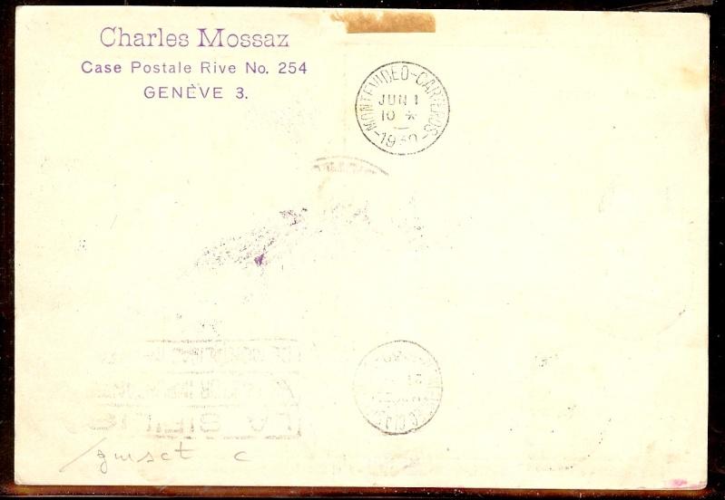 Südamerikafahrt 1930, Post nach Rio de Janeiro - Seite 2 57_ee_11