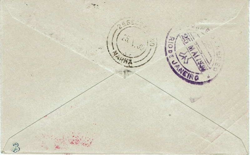 Südamerikafahrt 1930, Post nach Rio de Janeiro - Seite 2 57_m_d11