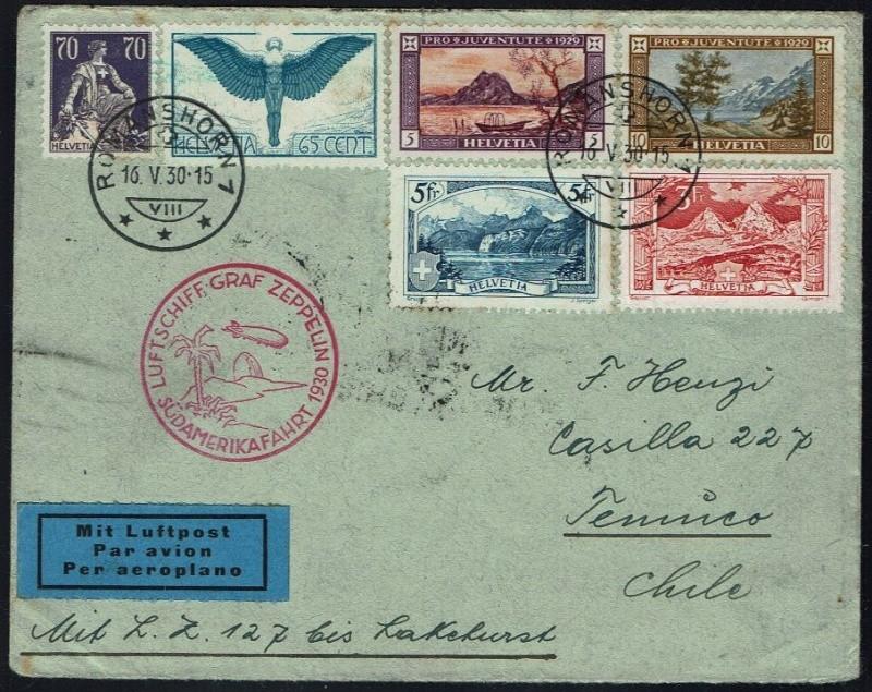 nach - Südamerikafahrt 1930, Post nach Lakehurst - Seite 4 57_n_s10